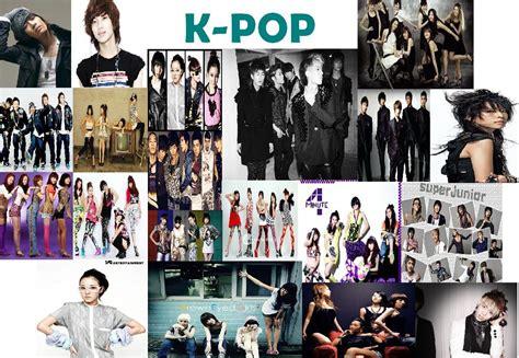 farandula  conociendo nueva musica kpop