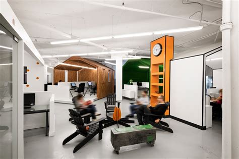 creative offices a pr agency with a super creative office space design milk