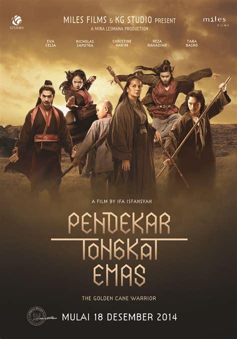 film pendekar tongkat emas the golden cane warrior resurrection of martial arts