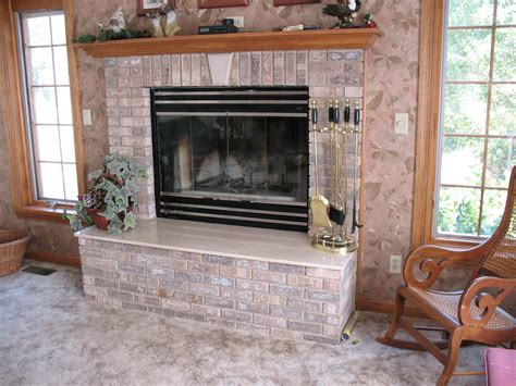 Cheap Home Decor Stores brick wall fire place haammss