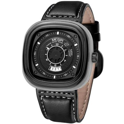 Megir Ms3006g Jam Tangan Analog megir montre sport jam tangan analog ml2027g black jakartanotebook