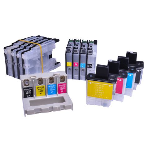 Brother Dcp J125 Ink Reset | auto reset ink cartridge fits brother dcp j125 continuous
