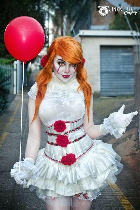jinxkittie halloween costumes redhead red head