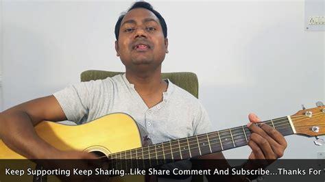 tutorial le guitar phir le aaya dil barfi quot complete easy guitar lesson