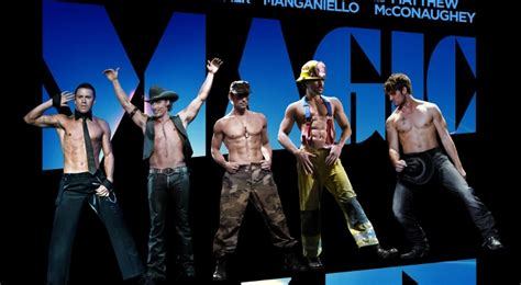 the men of magic mike magic mike sexy new posters stills