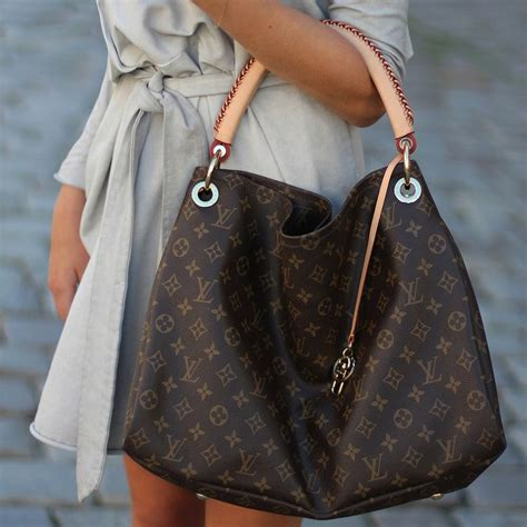 Tas Handbag Lv 8366 fancy artsy mm monogram bag by louis vuitton