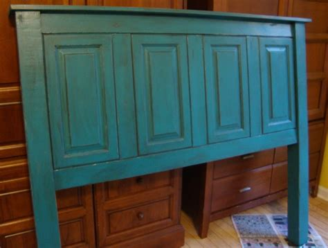 cabinet doors houston furniture ideas a headboard from cabinets for reshmi inspired from quot how i