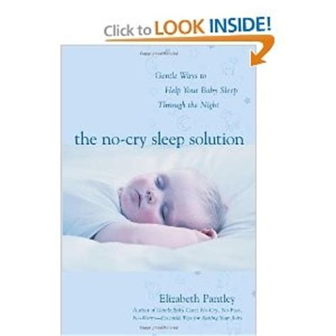 the no cry sleep solution smart mind expanding helpful baby books some baby book gems