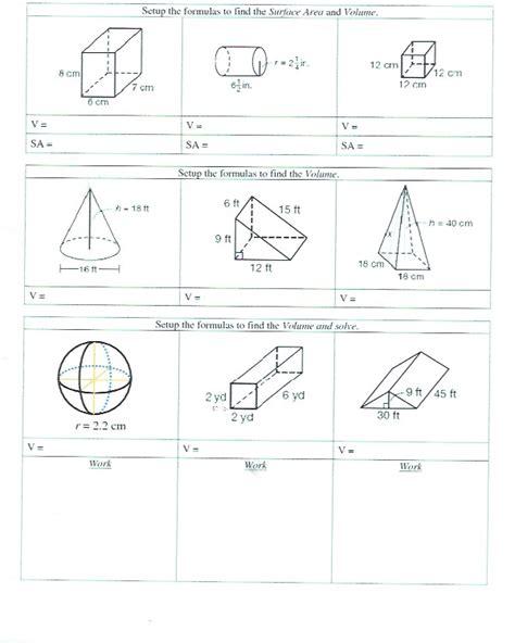 printable math worksheets volume cone volume of cone worksheet worksheets tataiza free