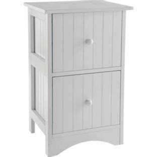 White Tongue And Groove Bathroom Furniture by Tongue And Groove 2 Drawer Storage Unit White 163 24 99