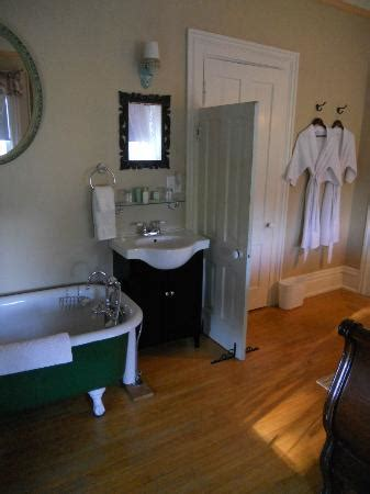 bathtub in bedroom picture of ludington house bed and