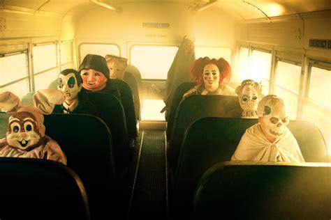 film ghost bus ghost hunting theories vintage halloween masks