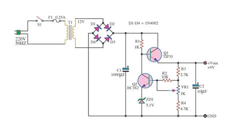 Charger Aki Mobil Motor Ups Batery Tower 20 A Original simple power supply with 2 transistors ic schematics