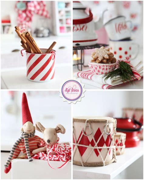 norwegische kinderzimmer deko merry weihnachten weihnachtszeit