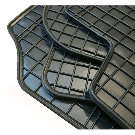 peugeot car mats 108 floor mats rubber peugeot 108 from 2014 audioledcar