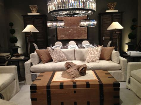 restoration hardware living room restoration hardware living room inspiration trecee