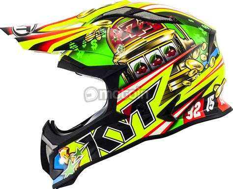 Helm Cross Kyt kyt strike cross helmet motoin de