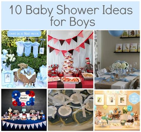 Boy And Baby Shower Ideas by Baby Boy Shower Ideas Baby Shower Decoration Ideas