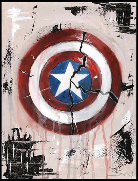 captain america broken glass wallpaper broken captain america shield hd wallpaper 2 movies