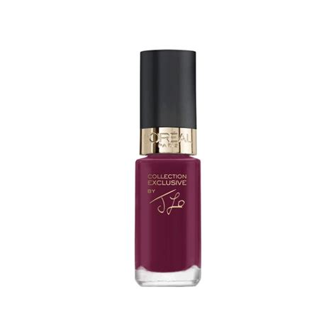 J Lo Gray Nail Polish | l oreal color riche nail polish j lo s delicate rose 5 ml