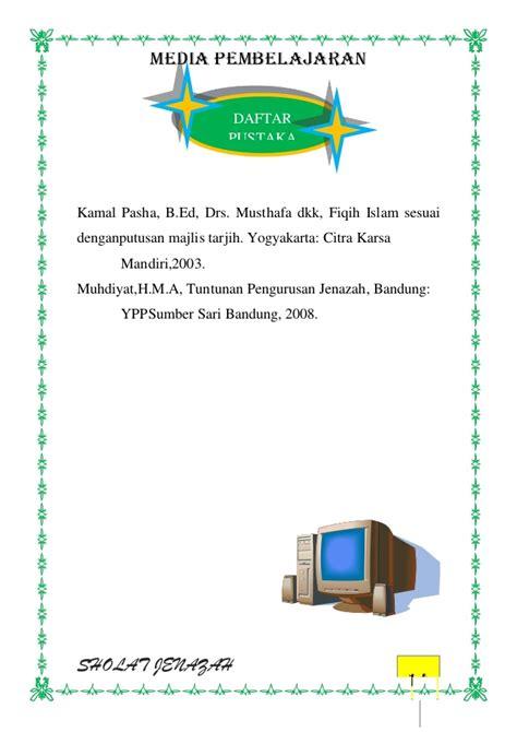tutorial shalat jenazah pdf pdf modul sholat jenazah aisyah