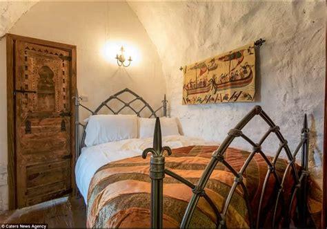 medieval bed frame medieval castle goes on sale for just 163 1 3million daily