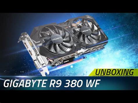 Vga Gigabyte Radeon Rx550 D5 2g gigabyte g1 gaming r9 380 unboxing overview doovi