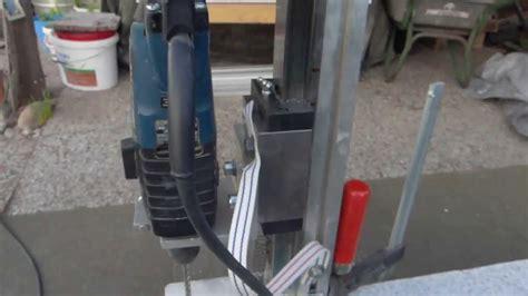 In Granit Bohren by Granit Bohren Mit Eigenbau Bohrst 228 Nder
