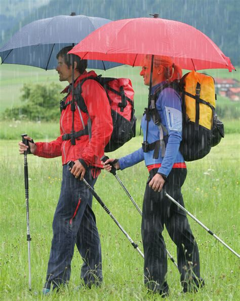 Hiking Umbrella backcountry what to look for in an umbrella for