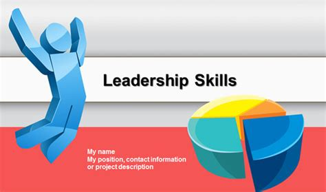 powerpoint templates free leadership image collections how to develop leadership skills