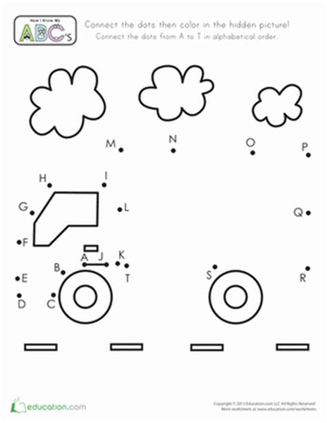 printable dot to dot truck free worksheets 187 alphabet worksheets free printable