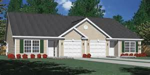 Duplex With Garage Plans by 14 Perfect Images Duplex With Garage Plans Home Building