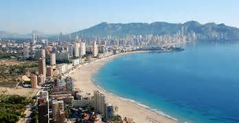 Garages With Apartments Tourist Guide To Benidorm On The Costa Blanca Of Spain
