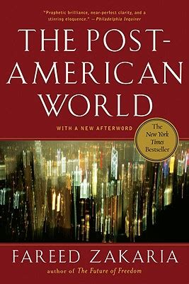 The Post American World By Fareed Zakaria Ebooke Book blogging my zakaria s projected post american world
