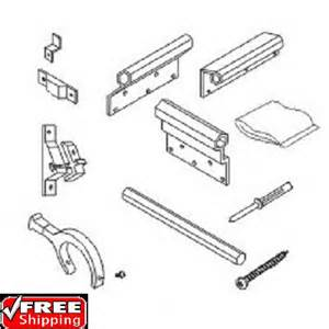rv awning replacement parts
