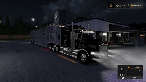 kenworth sleeper kenworth t800 sleeper v1 0 modhub us