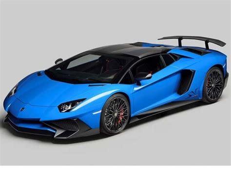 lamborghini aventador sv roadster blue 2016 lamborghini aventador lp 750 4 sv roadster revealed kelley blue book