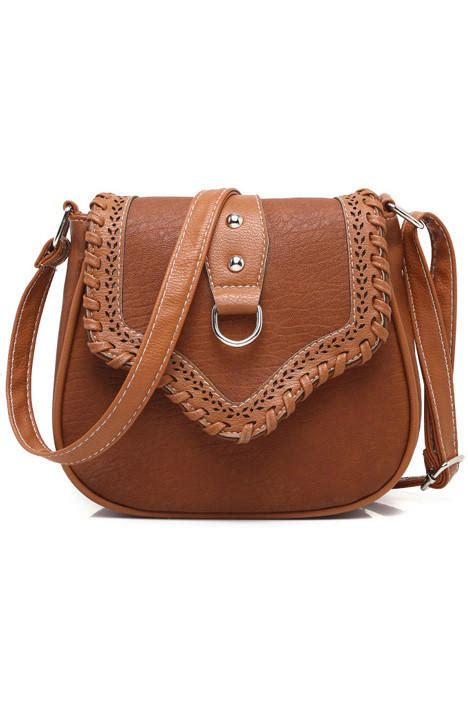 Lscgaa1008 Lucky Fashion Bag brown vintage cutout bag from shop lucky clothing new in