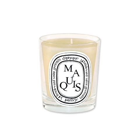 diptyque candele diptyque scented candle maquis rustan s the