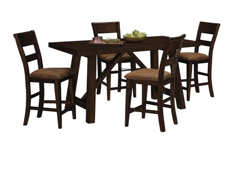 mystic counter height table value city furniture 15 best images about value city furniture holiday wishlist