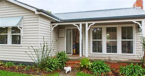 weatherboard house renovation weatherboard house renovation melbourne homes to love