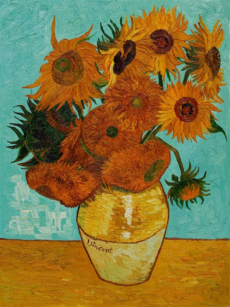 www painting sold out paint gogh s sunflowers liverpool