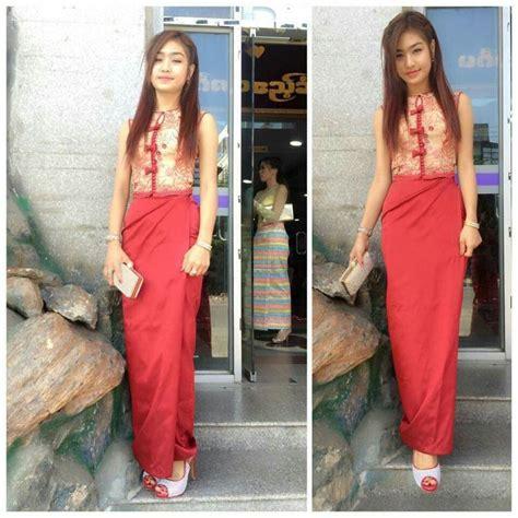 Baju Claudy Blouse myanmar dress myanmar lace dresses dresses
