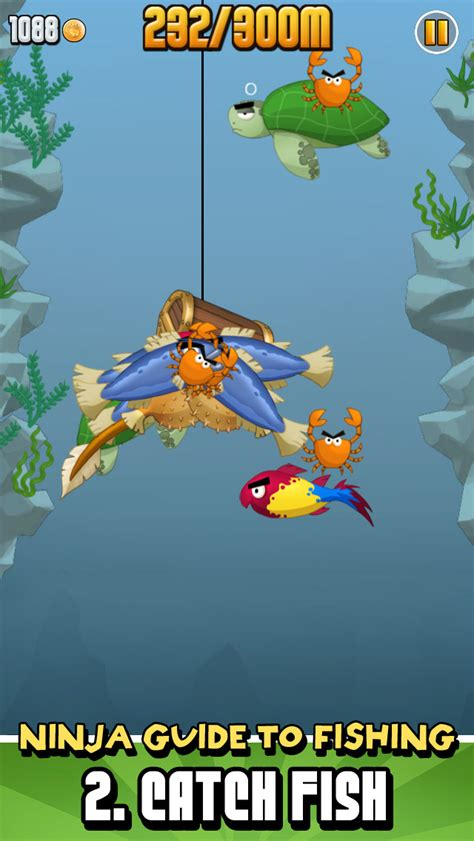 download game ninja fishing mod ninja fishing ios