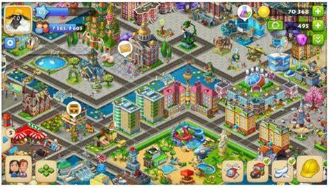 game android yang membuat kota 10 game membangun kota terbaik di smartphone android