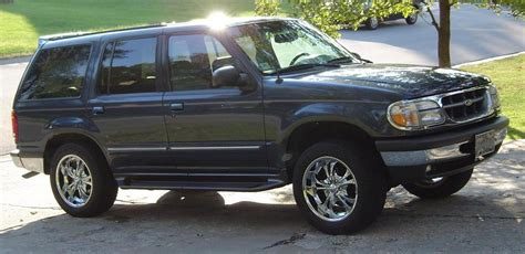 how cars work for dummies 1998 ford explorer free book repair manuals blackhell05 1998 ford explorersport utility 2d specs photos modification info at cardomain
