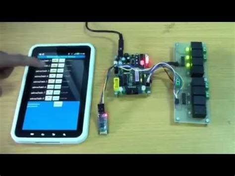 tutorial arduino bluetooth android android bluetooth control arduino 8 devices youtube
