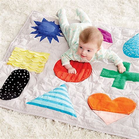shape up baby activity mat the land of nod
