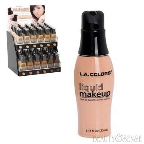 la colors makeup how to make liquid makeup style guru fashion glitz