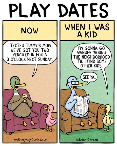 146012 600 then and now cartoons play dates fowl language comics